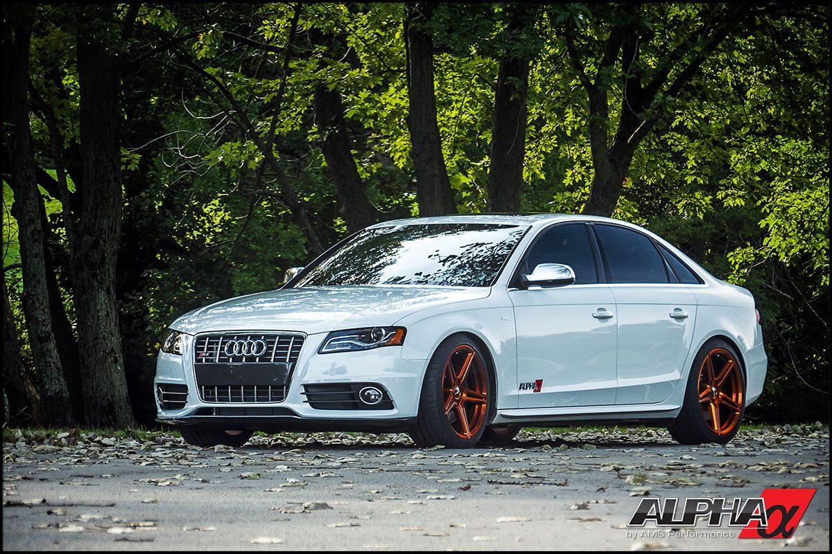 Alpha Performance Audi S4