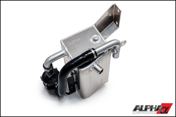 Alpha Performance Audi S6 Boost Cooler