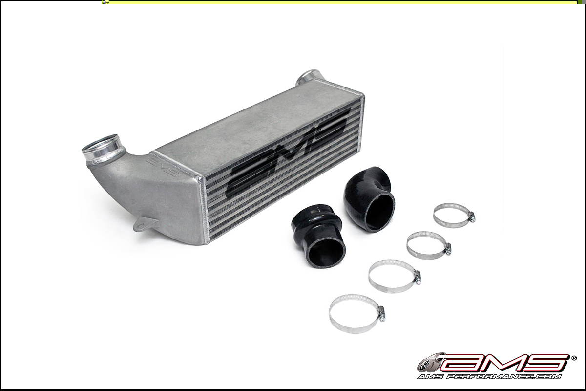 Ams Bmw 135i 335i Uppgraded Front Mount Intercooler